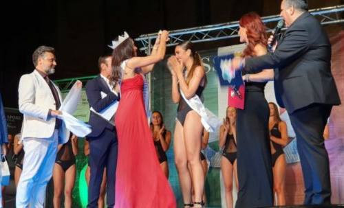 Giulia Ciarlantini è la nuova miss Marche, pronta per la finale di Jesolo