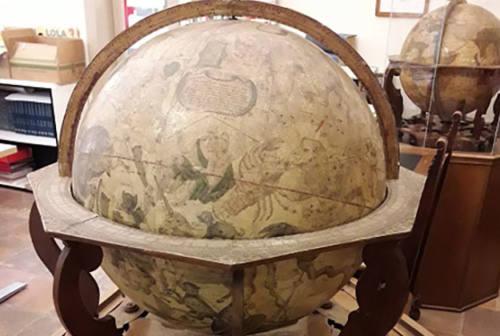 """Tarli nei """"globi"""", la biblioteca comunale di Osimo lancia un appello per il restauro"""