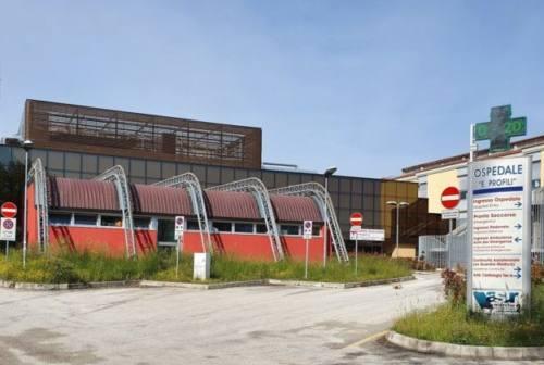 Nuovo blocco operatorio dell'ospedale di Fabriano: si sbloccano i lavori