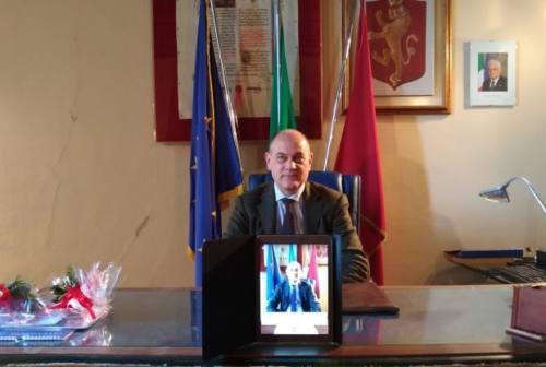 Jesi, i vertici di Intesa Sanpaolo incontrano il sindaco