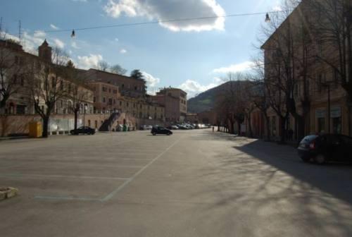 Fabriano: parcheggio interrato in piazza Garibaldi, via all'indagine conoscitiva