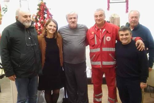 """Successo per il pranzo di Natale al centro """"L'accoglienza"""" di Osimo"""