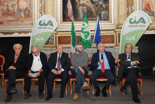 Convegno Cia a Fabriano: il ruolo dell'agricoltura per il rilancio dell'Appennino