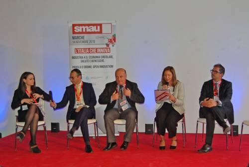 Imprese 4.0 a confronto a Smau Marche