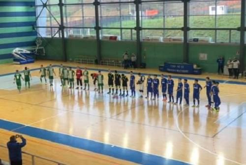 Futsal, il Cus Ancona sempre in vetta alla classifica