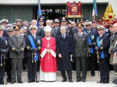 Celebrata ad Ancona la ricorrenza di Santa Barbara, patrona della Marina Militare e del Corpo Nazionale dei Vigili del Fuoco