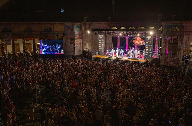 Il Summer Jamboree a Senigallia. Foto di Guido Calamosca
