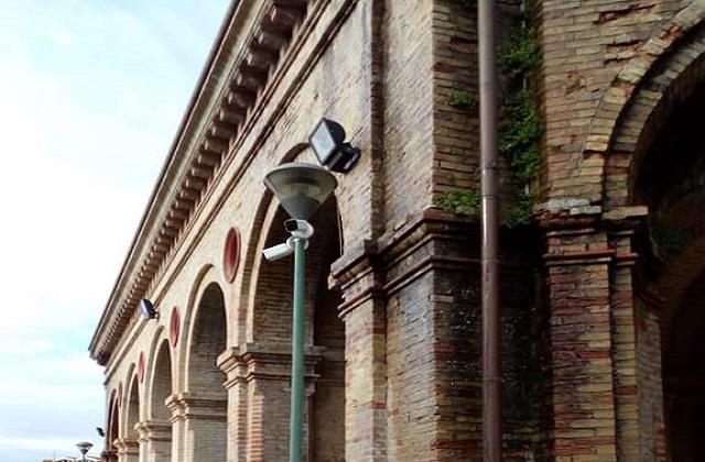 La telecamera al Foro Boario