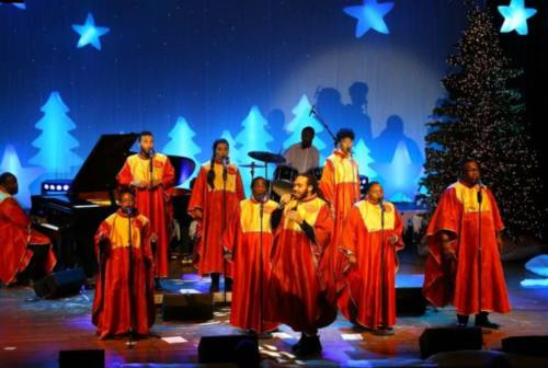 Alle Muse i Golden Voices of Gospel, a Portonovo messa e concerto di Natale