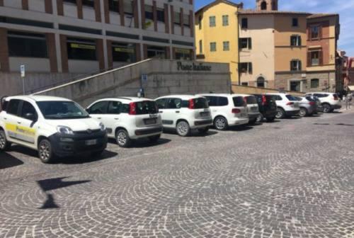 Lavori alla sede delle Poste centrali di Fabriano: chiuso per una settimana