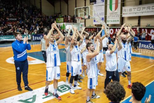 La Ristopro Fabriano si qualifica per le final eight di Coppa Italia