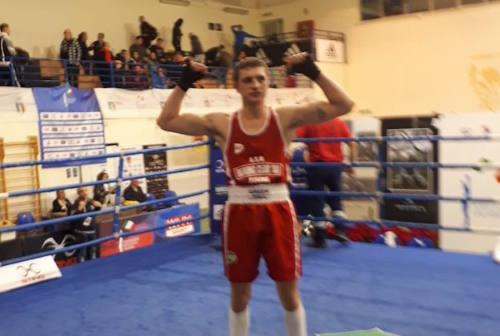 Federico Stroppa è bronzo ai Campionati Italiani Assoluti Elite di boxe