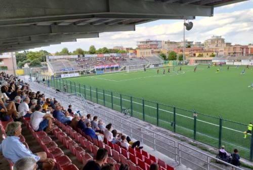 Vigor Senigallia, pari e patta in Coppa Italia col Fabriano Cerreto