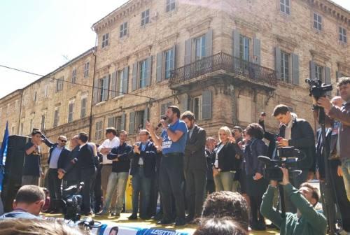 Salvini ad Ancona, la Lega vuole dire la sua sul candidato regionale. Ecco le ipotesi