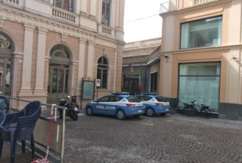 Osimo, raid ladresco a San Biagio: cittadini e sindaco in Commissariato