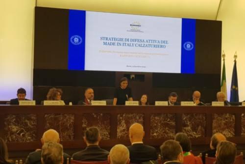 Calzaturiero, Sabatini: «Realizzare interventi di sostegno immediati»
