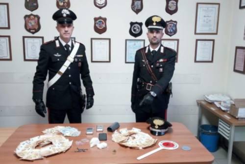 Porto San Giorgio, arrestato operaio spacciatore