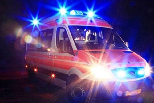 Fano, 41enne investita da un furgone: trasportata in codice rosso all'Ospedale di Torrette