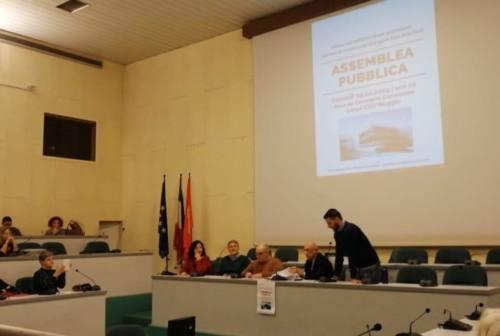 Ancona, sì al referendum contro il nuovo parcheggio san Martino
