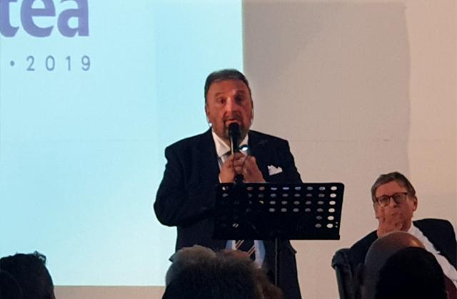 Fabio Marchetti, amministratore delegato di Astea Spa