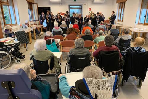 La banda cittadina ospite della Fondazione Città di Senigallia per Santa Cecilia