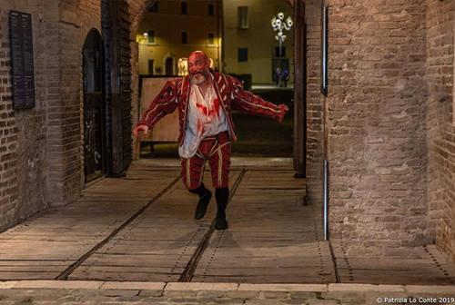 Alla Rocca l'eccidio di Senigallia nello spettacolo sul duca Valentino