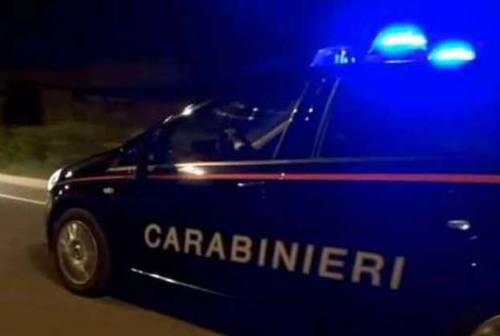 Civitanova, sfugge al posto di blocco: caccia a un'auto pirata