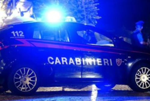 San Severino, litiga con il marito e tenta di gettarsi nel fiume: salvata dai carabinieri