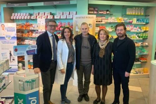 Pesaro, le Farmacie comunali donano 1000 euro di medicinali all'anno alla Caritas