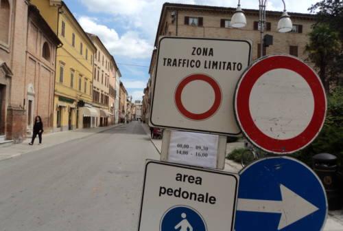 Jesi, nuovi parcheggi a pagamento al termine dei lavori di Corso Matteotti
