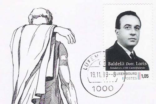 Avis di Castelfidardo, per i 60 anni un francobollo dedicato al fondatore