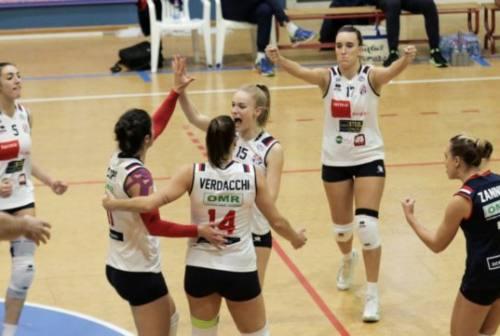 Volley, tutte vincenti Castelbellino, Moie e Jesi
