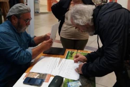 Pesaro, Ricci fa marcia indietro sulla Celletta: «Ho deciso di spostare la previsione»