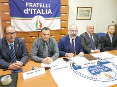Fratelli d'Italia interviene sulla coalizione di centrodestra a Senigallia