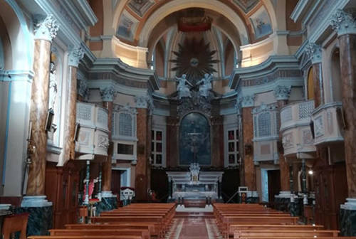 Nuova vita per la chiesa dell'Assunta a Barbara, danneggiata dal terremoto 2016