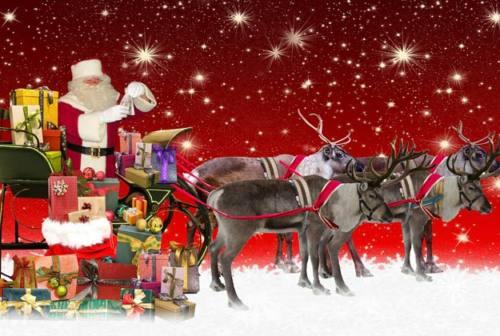 San Nicola o Santa Claus? Il lungo viaggio di Babbo Natale