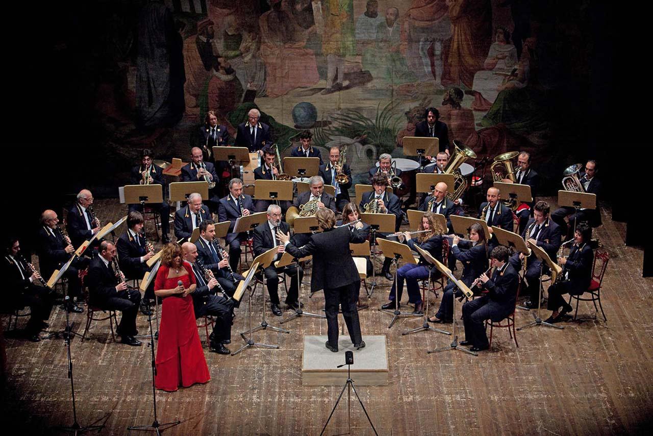 Urbino, concerto di Capodanno