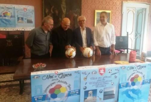 """Ancona, tutto pronto per """"Noi in gioco per la Macroregione Adriatico Ionica"""""""