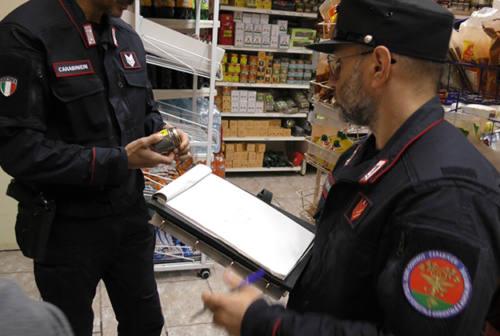 Oltre 5 kg di caviale siberiano sequestrati a Osimo