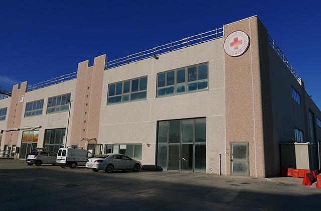 Nuova sede operativa per la Croce rossa di Senigallia in zona Cesano
