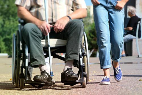 Castelfidardo, i numeri dell'impegno a favore dei disabili