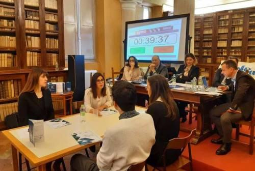 A Macerata la competizione nazionale tra studenti di Giurisprudenza