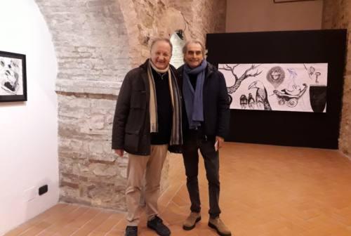 A Cupramontana una mostra di Carlo Cecchi dedicata a Luigi Bartolini e alle Marche