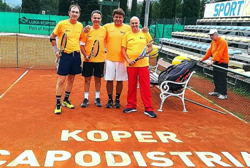 Tennis, Fun Cup molto positiva per le squadre di Senigallia