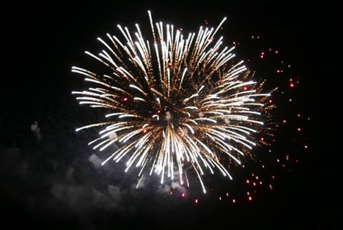 Grande successo anche quest'anno per i fuochi d'artificio di Senigallia