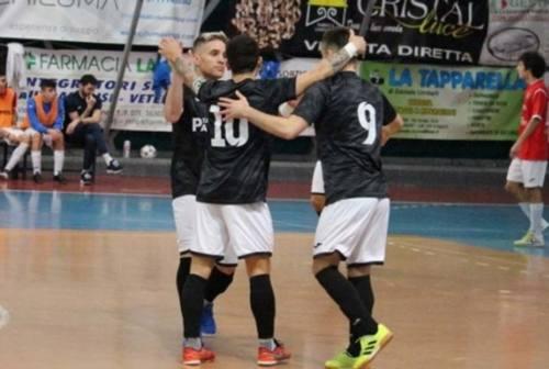 Futsal, il Cus Ancona vuole correre anche in Coppa Italia