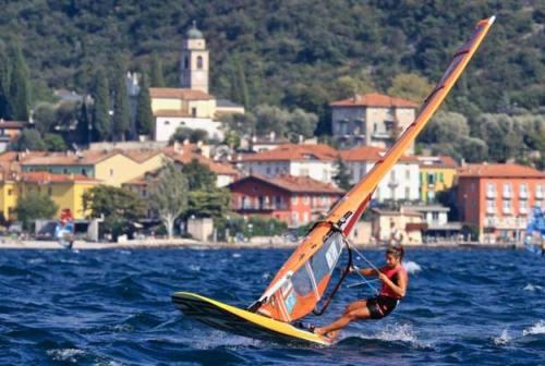 Vela RS:X, Giorgia Speciale agguanta il secondo posto a Torbole