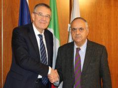 Gian Luca Gregori e Francesco Adornato