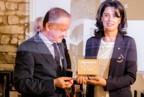 """A Cupramontana in scena il premio """"Etichetta d'oro"""""""