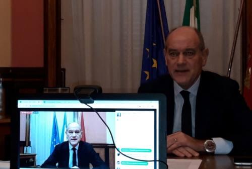 Jesi, il sindaco Bacci respinge le sirene della Regione